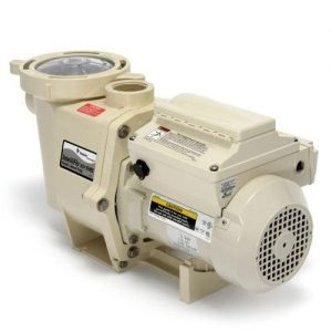 Pentair 011057 IntelliFlo VS+SVRS Variable Speed Energy Saving Pool Pump