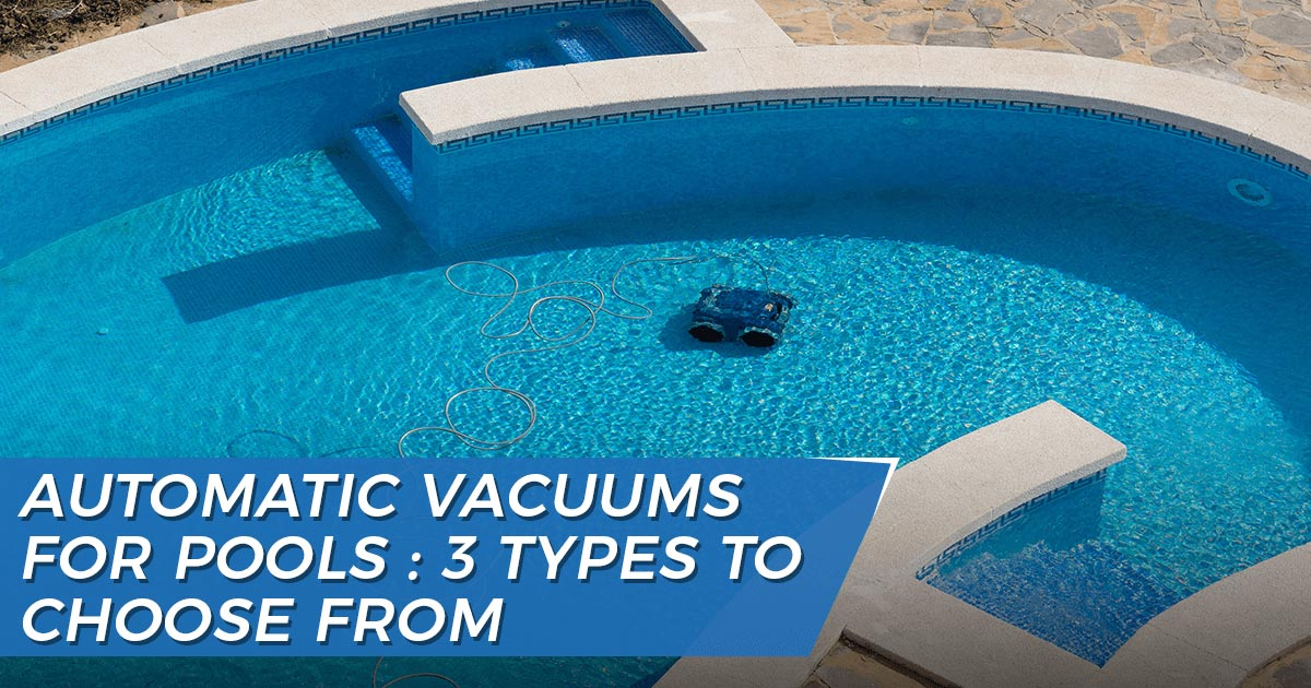 Automatic Vacuums For Pools Land O Lakes Fl
