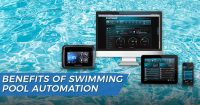 Benefits fo swimming pool automation