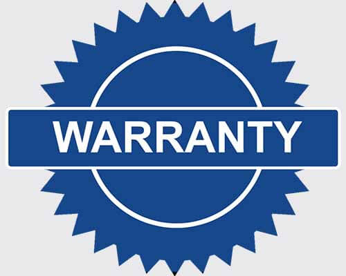 Certified Technician Warranty Logo