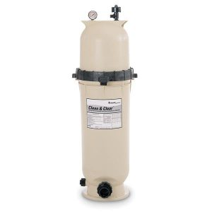 Pentair Clean and Clear CC75 Cartridge 75 sq. ft. In Ground / Above Ground Pool Filter