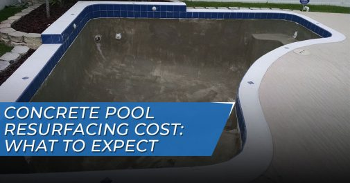 Concrete Pool Resurfacing Cost