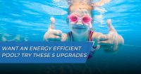 Energy efficient pool Land O'Lakes Florida