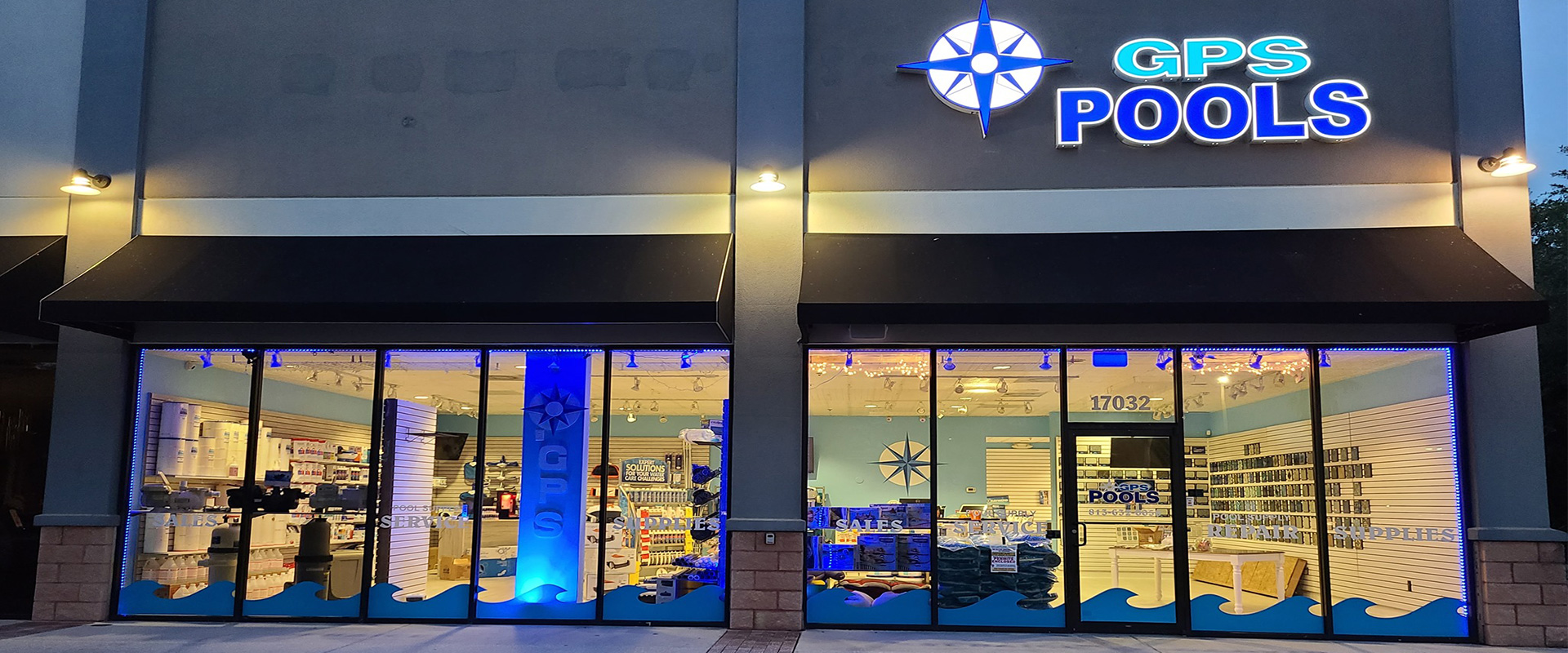 GPS Pools New Tampa Grand Opening