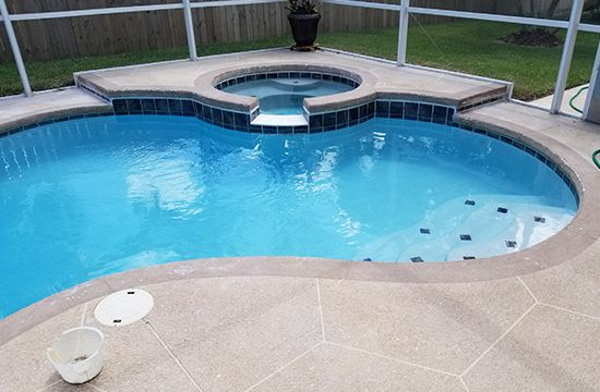 Marquis Diamond Brite Swimming Pool Remodeling