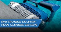 Maytronics Dolphin Review Pool Cleaner