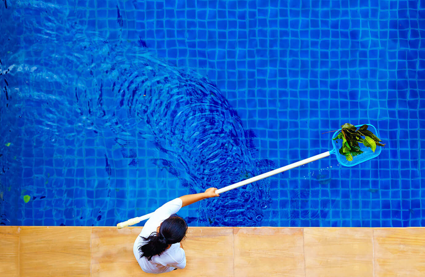 Pool Cleaner Service in Lutz and Land O Lakes FL by GPS Pools