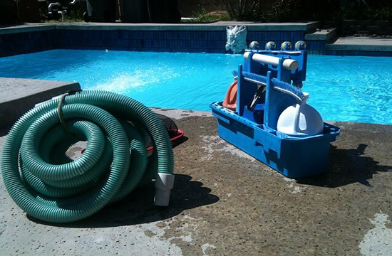 Pool Cleaning Tools by GPS Pools in Lutz FL