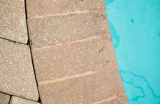 Pool Decks Stone Pavers