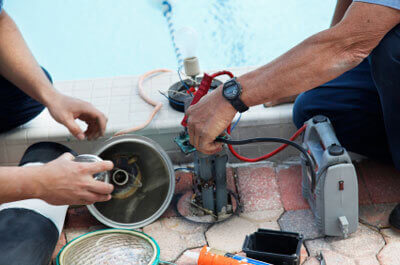 Pool Repair Lutz and Land O Lakes FL by GPS Pools