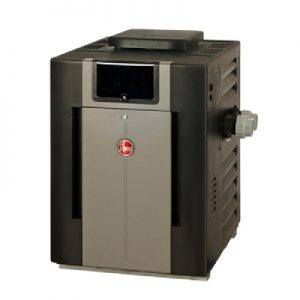 Rheem Digital Gas Heater 0-2K