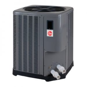 Rheem Digital Heat Pump 140k 208-230v
