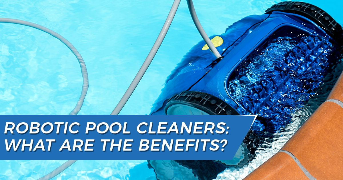 Robotic Pool Cleaners Lutz Land O Lakes