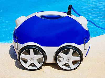 Robotic Swimming Pool Cleaners Tampa Bay