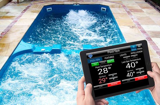 Swimming Pool Automation Systems Installation
