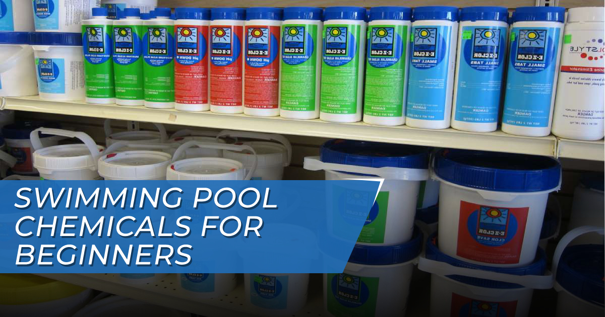 Swimming Pool Chemicals for Beginners