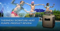 Thermeau Signature Pool Heat Pump